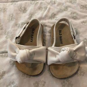 Old navy girls sandals